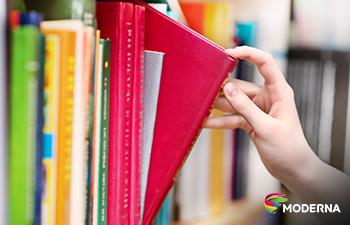 COMO-FUNCIONA-O-PROCESSO-DE-ESCOLHA-DOS-LIVROS Como funciona o processo de escolha dos livros?    - PNLD 2019 - BNCC - Editora Moderna