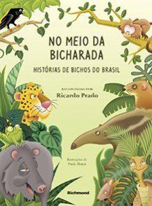 RICHMOND-No-meio-da-bicharada-PNLD2018-219x296 No meio da bicharada - Histórias de bichos do Brasil    - PNLD 2019 - BNCC - Editora Moderna
